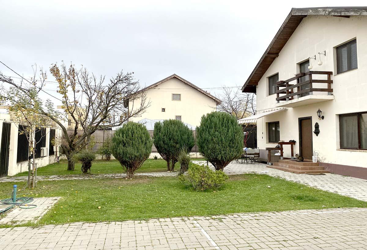 Mogosoaia Parc, Vila P+1, 5 camere, 466 mp teren