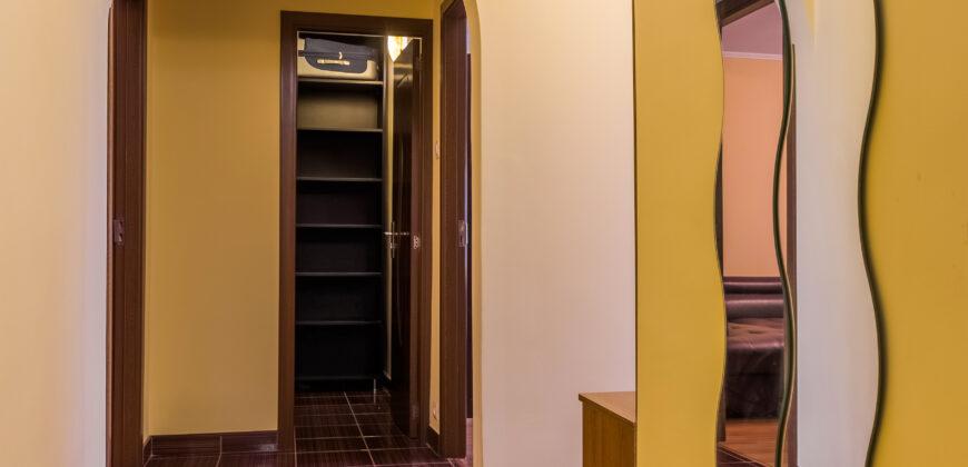 Pacii – Ghirlandei – 2 camere decomandat – 1/4 – renovat integral