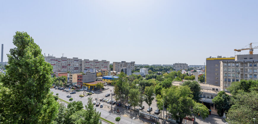 Brancoveanu- Budimex, stradal, apartament 2 camere, semidecomandat
