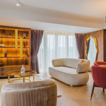 Boemia Apartments – Penthouse 3 camere, 2 locuri parcare, 127 mp