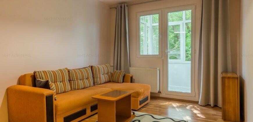 Berceni-Toporasi, apartament 2 camere, etaj 3/10, mobilat/utilat