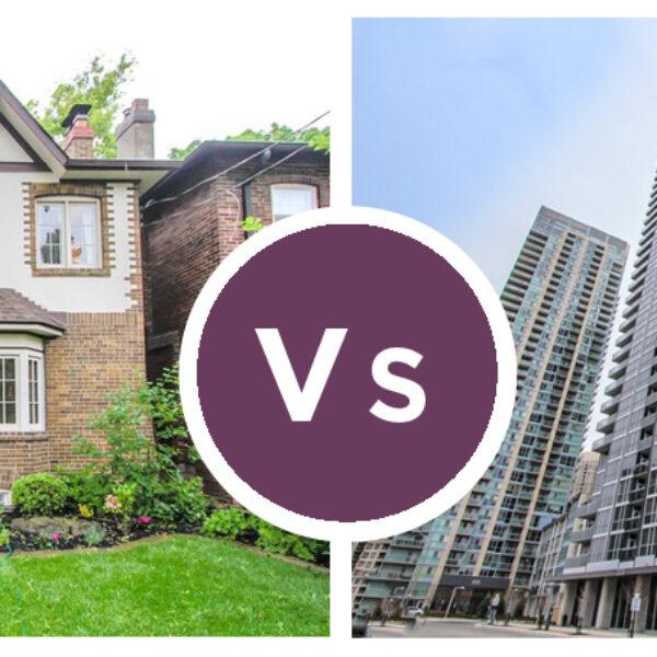 La apartament sau la casa? Care sunt costurile reale?